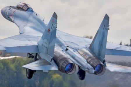Kλιμάκωση: Ρωσικά μαχητικά Su-35S αναχαίτισαν τουρκικά F-16 πάνω από την Ιντλίμπ- Βομβαρδισμοί τουρκικών θέσεων (βίντεο)