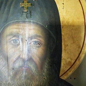 Τι συμβαίνει με την εικόνα του Αγίου Παΐσιου στην Πάτμο; Δακρύζει ματώνει και γιατί;