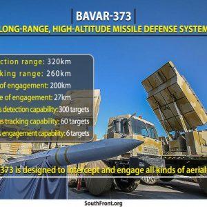 Η Συρία Αποφάσισε Να Αγοράσει Τα Ιρανικά Σύστημα Αεράμυνας BAVAR-373 Αντικαθιστώντας Τους Αναποτελεσματικούς Ρωσικούς S-300!