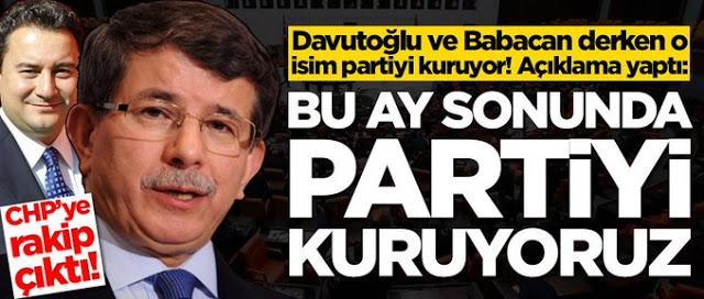 «Πράσινο Φως» Από Την Δύση Για Την Ανατροπή Του Ερντογάν: Ιδρύει Κόμμα Ο Νταβούτογλου – «Βροχή» Οι Παραιτήσεις Στο ΑΚΡ!