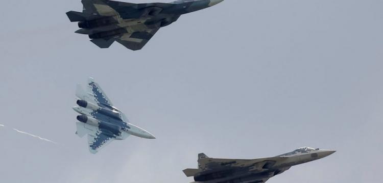 Su-57: Η αδυναμία του stealth μαχητικού και το «ρίσκο» της Μόσχας [pics]