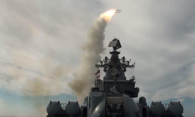 Varyag: «Πυρ και μανία» η ναυαρχίδα του ρωσικού Στόλου Ειρηνικού [pics,vid]