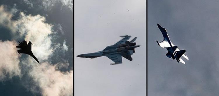 Αυτή είναι η πρώτη επίδειξη του Su-35 στην Τουρκία – Πόσο κοντά είναι η Άγκυρα στην αγορά του ρωσικού μαχητικού; (vid)