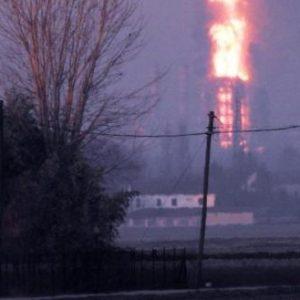 ΕΚΤΑΚΤΟ: Μετά το κτύπημα στην Αramco έκρηξη στα διυλιστήρια της ENI στην Ιταλία! – Τυλίχτηκαν στις φλόγες (φωτό