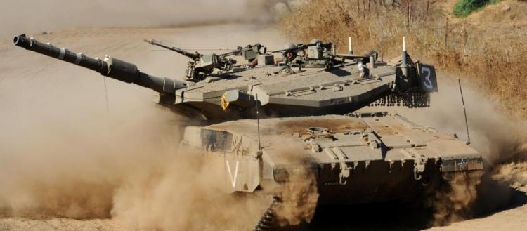 Προς σύγκρουση Ισραήλ-Χεζμπολάχ: Αντιαρματικό βλήμα Kornet κατέστρεψε τεθωρακισμένο του ισραηλινού Στρατού!