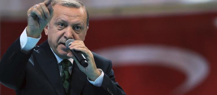 Επίθεση Ερντογάν κατά ΗΠΑ από τη… Ν.Υόρκη: «Είναι υπεύθυνοι για κάθε σταγόνα αίματος μουσουλμάνου που έχει χυθεί»