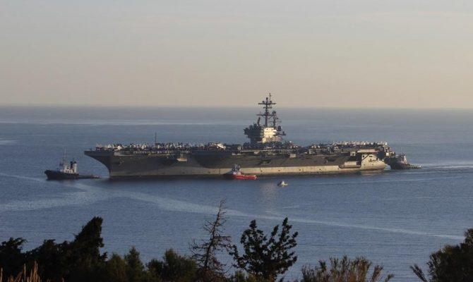 Έκλεισε η αμυντική συμφωνία ΗΠΑ-Ελλάδας: Βάση στο λιμάνι της Αλεξ/πολης! – Ξεκίνησε η σύγκρουση Μόσχας-Ουάσινγκτον