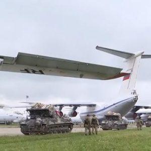 ΕΚΤΑΚΤΟ : ξεκίνησε το κατέβασμα των Ρώσων στην Μέση Ανατολή με ΑΕΡΟΑΠΟΒΑΣΕΙΣ συνεχόμενες για να προστατέψουν τους Κούρδους από σφαγή;