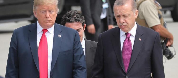 Κυρώσεις κατά Aκάρ, Ντονμέζ & Σοϊλού υπέγραψε ο Ν.Τραμπ: Ο Ερντογάν δεν θα επιτεθεί στο Κομπάνι – Βολική αναδίπλωση;