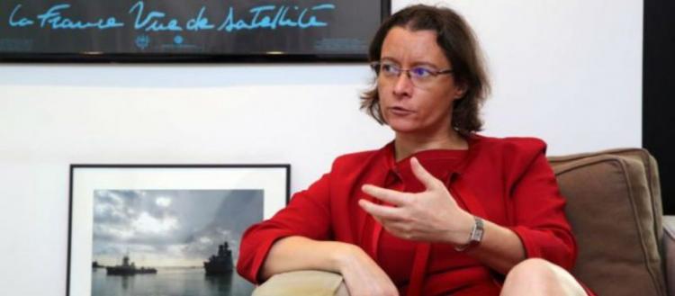 Πρέσβειρα Γαλλίας στην Κύπρο: «Στηρίζουμε την Κύπρο αλλά αν στείλει η Άγκυρα πολεμικά πλοία… βλέπουμε»