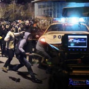 Χώρα υπό κατοχή: Μαροκινοί και Αλγερινοί έκαναν έφοδο για κατάληψη αστυνομικού τμήματος στη Θεσσαλονίκη!