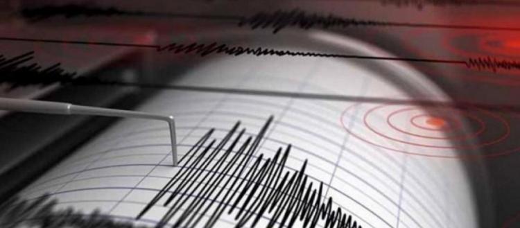 Σεισμική δόνηση 5,1 Ρίχτερ νοτιοανατολικά της Ρόδου – Σεισμός και στην Κατερίνη!