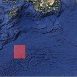 Ρωσία: Μη φιλική ενέργεια, ζήτησε άδεια απ' την Τουρκία σε ελληνική περιοχή