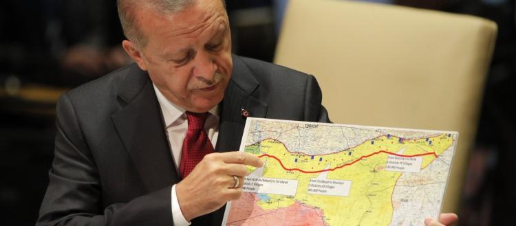 Η Τουρκία τα πήρε όλα από τις ΗΠΑ: Οι Κούρδοι ξανάγιναν «τρομοκράτες» και παραδίδουν όπλα, οχυρώσεις & έδαφος!