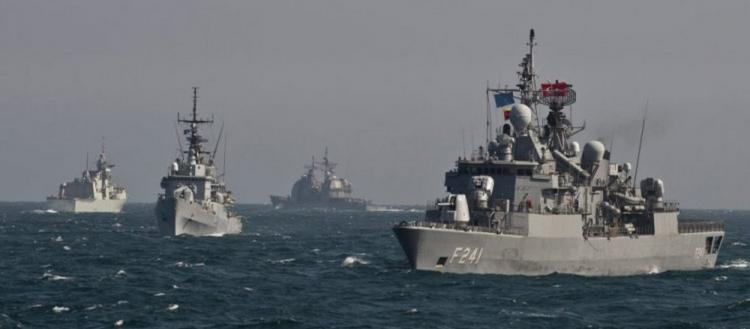 Δεύτερη τουρκική εισβολή: Από Μεγίστη μέχρι Πάφο επιβάλουν τον «νόμο του ισχυρού» με δεκάδες πολεμικά πλοία και μαχητικά