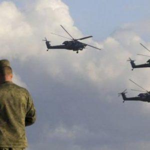 Ρωσικά ελικόπτερα προσγειώνονται σε αμερικανική βάση στην Συρία: «Αλλαγή φρουράς» στην Μέση Ανατολή