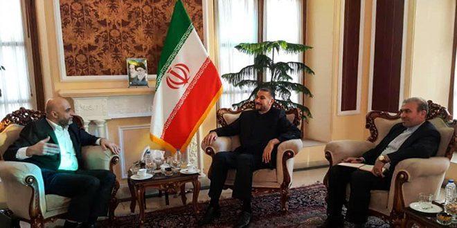 Κατά της Τουρκίας το Ιράν: «Να αποχωρήσουν όλες οι δυνάμεις από το συριακό έδαφος» – Έρχεται αμυντική συμμαχία Τεχεράνης-Δαμασκού