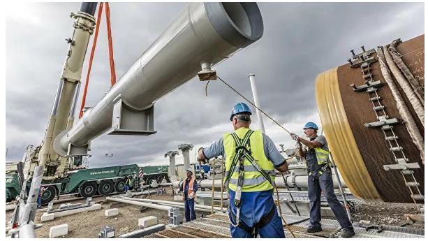 Η Ευρώπη μπορεί να εκδικηθεί την Ουκρανία για το Nord Stream 2