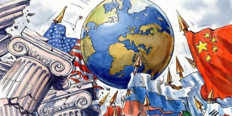 Πώς σχεδιάζουν 6 υπερδυνάμεις τον «Νέο Κόσμο» πολιτικά, οικονομικά – στρατιωτικά