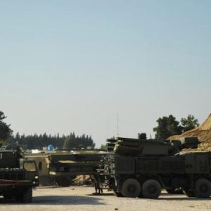 H Ρωσία απενεργοποίησε το σύστημα S-400 που σταθμεύει στην αεροπορική βάση Khmeimim στη Συρία.