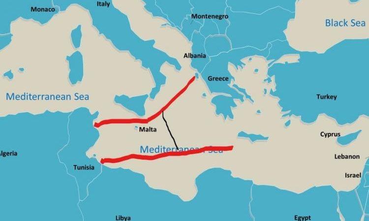 Γιατί η Ελλάδα δεν συζητά ΑΟΖ με την Τυνησία;
