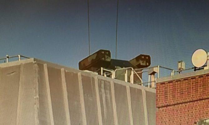 Πυραυλικά συστήματα αεράμυνας εμφανίστηκαν στις ταράτσες της Ουάσινγκτον