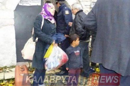 Είναι και… εκλεκτικοί: Απέρριψαν την Ιερά Μονή Πορετσού οι παράνομοι μετανάστες! – «Θέλουμε να είμαστε σε πόλη»
