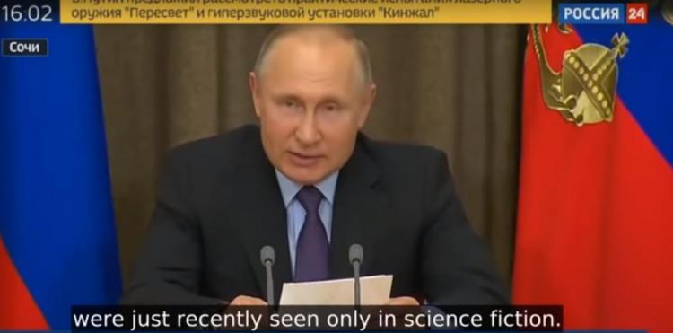 Η ανακοίνωση Πούτιν άφησε τον πλανήτη άναυδο (ΒΙΝΤΕΟ)