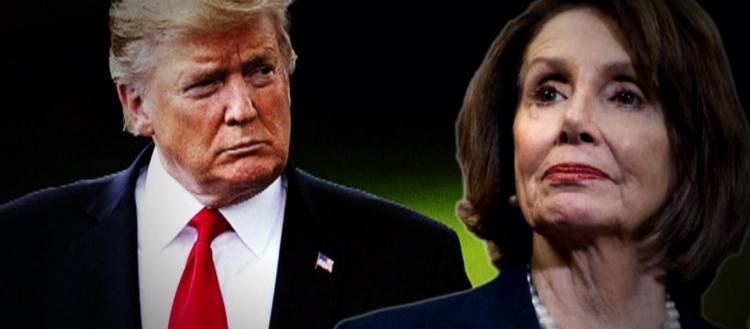 «Εγκεφαλικά» από Τραμπ σε Δημοκρατικούς: «Η λέξη εθνικισμός ήρθε ξανά στο προσκήνιο»
