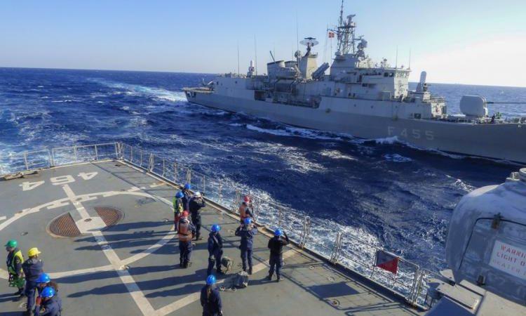 Αρχηγός Π.Ν. Λιβύης: «Θα εξαλείψουμε κάθε τουρκική επίθεση – Συνεργαζόμαστε με τον ελληνικό στόλο» (ΦΩΤΟ-ΒΙΝΤΕΟ)
