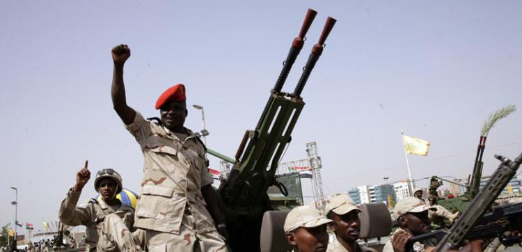 ΕΚΤΑΚΤΟ. Λιβύη .Κύματα μισθοφόρων από Αλγερία , Σουδάν, Τσάντ και Αίγυπτο , σπεύδουν να ενταχθούν στις δυνάμεις του στρατηγού Χάφταρ