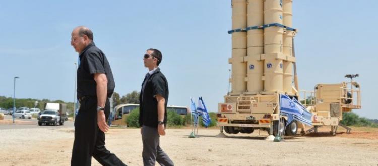 Πυραυλική δοκιμή από το Ισραήλ – Τεχεράνη: «Ήταν δοκιμή πυρηνικού πλήγματος εναντίον μας»