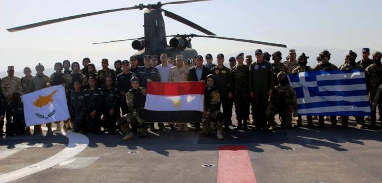 Κοινή ναυτική «ασπίδα» Ελλάδας-Αιγύπτου: «Πολεμικά πλοία θα προστατεύσουν την Λιβύη από ενδεχόμενη τουρκική εισβολή»!