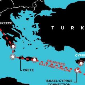 «Τα βρήκαν» Ελλάδα-Κύπρος-Ιταλία και Ισραήλ για EastMed – Αρχές του 2020 οι υπογραφές (upd)