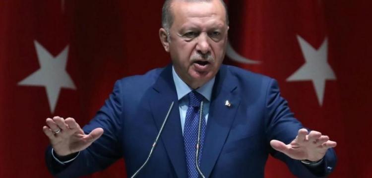 Σφοδρή επίθεση Ρ.Τ.Ερντογάν σε Ελλάδα: «Δεν σας ανήκει το Αιγαίο – Δεν θα μας αποκλείσετε από την αν.Μεσόγειο»