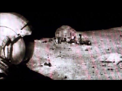 Βάση και Εξωγήινα Όντα στο Φεγγάρι Εντοπίστηκαν σε Επίσημη Εικόνα της NASA