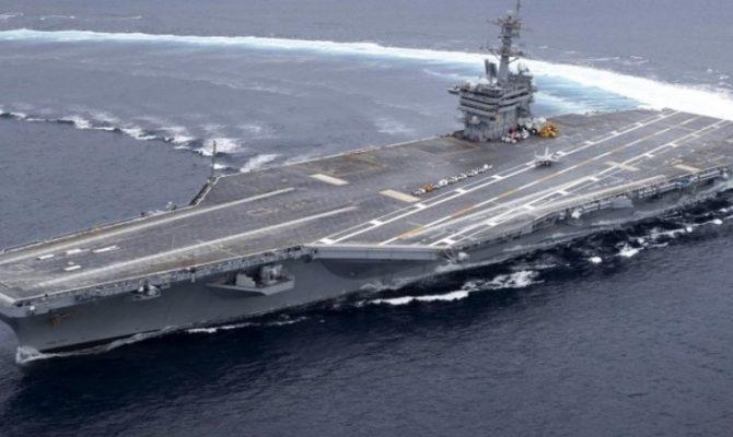 Οι ΗΠΑ «συνέλαβαν» πλοίο-φάντασμα γεμάτο με ιρανικούς πυραύλους