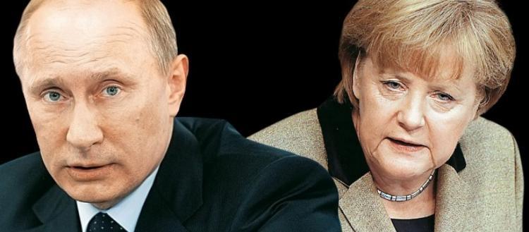 Α.Μέρκελ προς Β.Πούτιν για Λιβύη: «Μην ανατρέψετε την κυβέρνηση του Φ.Σάρατζ»
