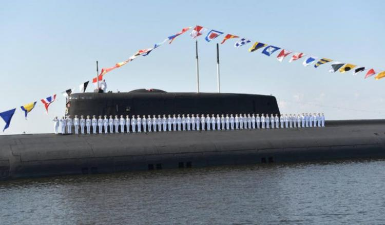 Αυτό είναι το πιο προηγμένο ρωσικό πυρηνικό υποβρύχιο – Αποκαλυπτικά νέα πλάνα! [vid]