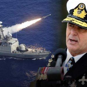 Το Πολεμικό Ναυτικό προειδοποιεί την Άγκυρα: «Θα πάμε μπροστά, θα ρίξουμε και ότι γίνει»