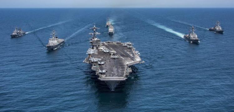 Το Πολεμικό Ναυτικό των ΗΠΑ αποκαλύπτει: Έτσι θα βυθίσει τα πλοία του Ιράν [vid]