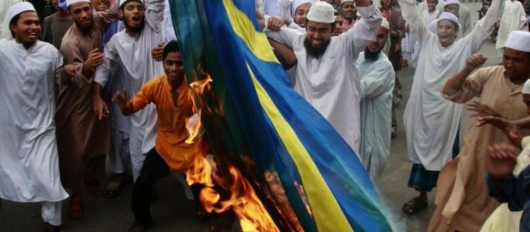 Η Σουηδία βρίσκεται σε «πόλεμο» – Μόνο στο Αφγανιστάν σκάνε περισσότερες βόμβες