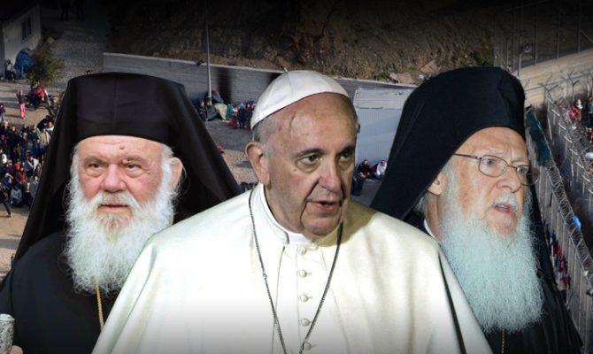 Πυρετώδεις προετοιμασίες γιὰ τὴν ἐπίσκεψη Πάπα στὴ Μακεδονία