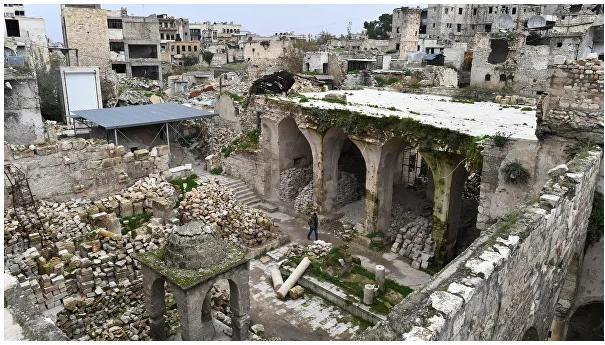 Τα Λευκά κράνη «και οι μαχητές προετοιμάζουν μια πρόκληση με χημικά όπλα στη Συρία