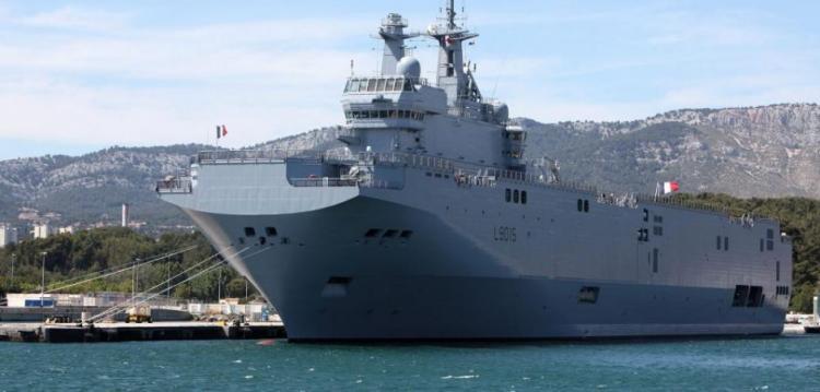 Oι Γάλλοι »φορτώνουν» με πλοία Αιγαίο & Α. Μεσόγειο