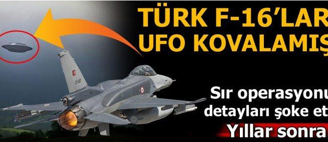 Η τουρκικη εφημεριδα Millyet αναφερει οτι UFO εδιωξαν τα μαχητικα τους πανω απο το Αιγαιο !