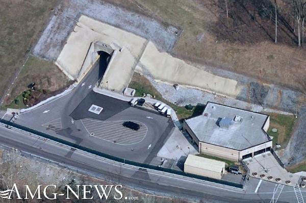 Το κυβερνητικό υπόγειο: FEMA / Στρατιωτικές βάσεις. Είναι μόνο για δουλειά στην πόλη;