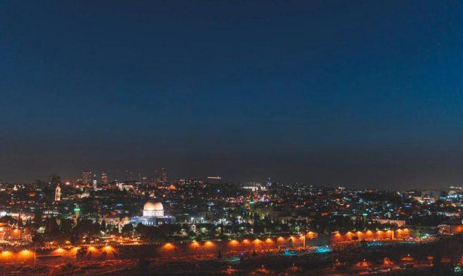 Παλαιστινιακή αποκάλυψη για τον Τρίτο Ναό – Αν ισχύει τότε τα «πάντα επί θύραις»