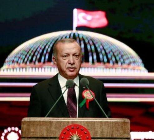 Ο Ερντογάν ανακοίνωσε ότι ήδη μετακινεί στρατό στη Λιβύη