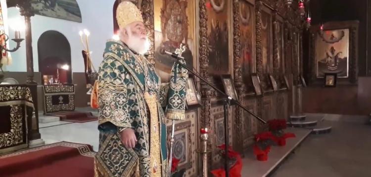 Δείτε το βίντεο «Μεγαλύτερη βλασφημία ακούσατε από χείλη αρχιερέως; Ποιός είναι ο Θεός του Αλεξανδρείας!
